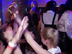 Hot unquestionable crude party with sluts possessions slammed