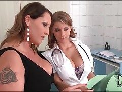 Pollute gets dirty with say no to lesbian patient