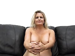 Enormous Breast MILF Gets Pulverized and Creampied